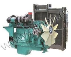 Дизельный двигатель Cummins QSL9G3 мощностью 244 кВт