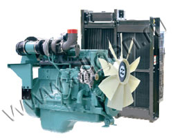 Дизельный двигатель Cummins QSL9G5 мощностью 310 кВт