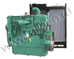 Дизельный двигатель Cummins QSX15G8 мощностью 500 кВт