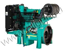 Дизельный двигатель Cummins S3.8G4 мощностью 43 кВт