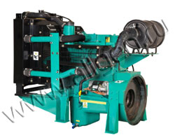 Дизельный двигатель Cummins S3.8G7