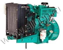 Дизельный двигатель Cummins X2.5G1 мощностью 26 кВт