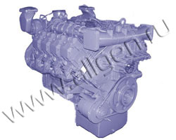 Дизельный двигатель Deutz China BF6M1015C-G2A