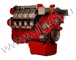 Дизельный двигатель Deutz China BF8M1015CP-LAG4