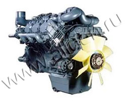 Дизельный двигатель Deutz BF6M1015LA-GA