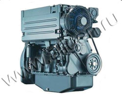 Дизельный двигатель Deutz F3M1011F