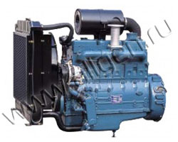Дизельный двигатель Doosan DB58T