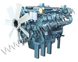 Дизельный двигатель Doosan DP180LB мощностью 612 кВт