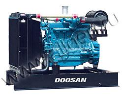 Дизельный двигатель Doosan P126TI-II