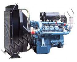 Дизельный двигатель Doosan P158LE-S мощностью 441 кВт