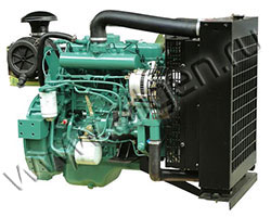 Дизельный двигатель FAW 4DX23-65D