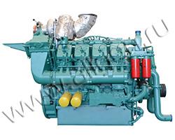 Дизельный двигатель Googol QTA2160G5