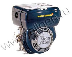 Дизельный двигатель Hatz 1D81C мощностью 10 кВт