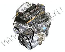 Дизельный двигатель Hyundai HY480