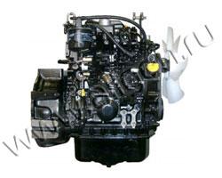 Дизельный двигатель Isuzu 3CD1 мощностью 17 кВт