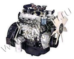 Дизельный двигатель Isuzu  BB-4BG1T мощностью 53 кВт