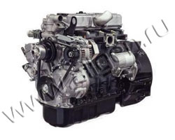 Дизельный двигатель Isuzu 4LE1 мощностью 19.8 кВт