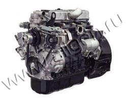 Дизельный двигатель Isuzu 4LE2 мощностью 20 кВт