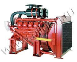 Дизельный двигатель Iveco 8281SRi26 мощностью 382 кВт