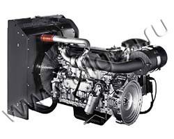 Дизельный двигатель Iveco C87 TE1F