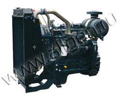 Дизельный двигатель Iveco N45 TM2A мощностью 96 кВт