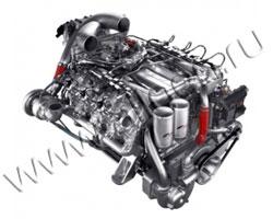Дизельный двигатель Iveco V20 TE1 мощностью 610 кВт