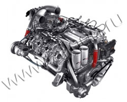 Дизельный двигатель Iveco V20 TE2 мощностью 668 кВт