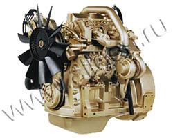Дизельный двигатель John Deere 3029TFU20