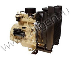 Дизельный двигатель John Deere 4024TF220