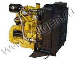 Дизельный двигатель John Deere 4045HFU79 мощностью 98 кВт