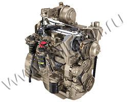 Дизельный двигатель John Deere 4045TF158R