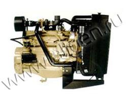 Дизельный двигатель John Deere 6068HFU72 мощностью 117 кВт