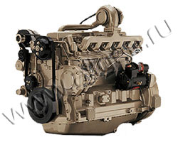 Дизельный двигатель John Deere 6068TF258