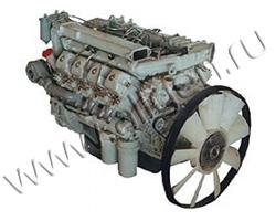 Дизельный двигатель КАМАЗ 740.38