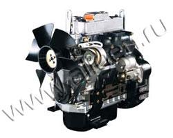Дизельный двигатель Kipor KD388G мощностью 12 кВт