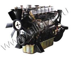 Дизельный двигатель Kipor KD6105G мощностью 59 кВт