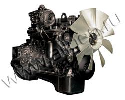 Дизельный двигатель Komatsu SAA6D102E-2-D