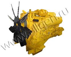Дизельный двигатель Komatsu SAA12V140