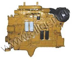 Дизельный двигатель Komatsu SAA6D125E-5-B