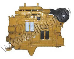 Дизельный двигатель Komatsu SAA6D140E-5-C