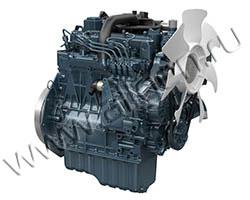Дизельный двигатель Kubota D1503-K3A