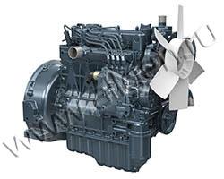 Дизельный двигатель Kubota V1505-E2BG