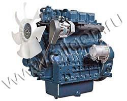 Дизельный двигатель Kubota V2403-K3A