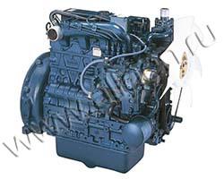 Дизельный двигатель Kubota V2403-M-E2B