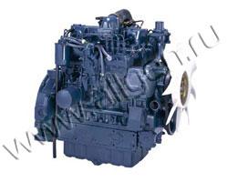 Дизельный двигатель Kubota V3800DI-T-E2BG мощностью 42 кВт