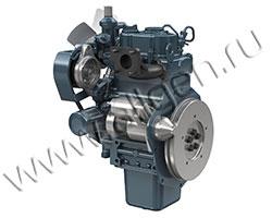 Дизельный двигатель Kubota Z482-K3A
