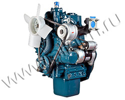 Дизельный двигатель Kubota Z482