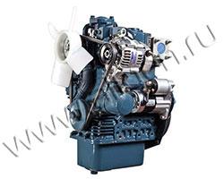Дизельный двигатель Kubota Z602-K3A
