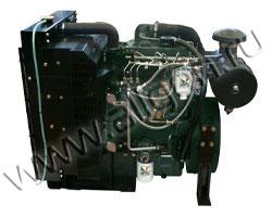 Дизельный двигатель Lister Petter GW3
