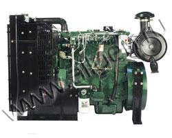 Дизельный двигатель Lister Petter GWT4 мощностью 72 кВт